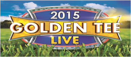Bumsteads Pub has Golden Tee 2015